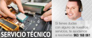 Servicio Tecnico - Balanzas TPV Valencia