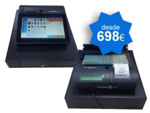 TPV Táctil SIODROID POS-6800 Android - TPV Táctil Valencia