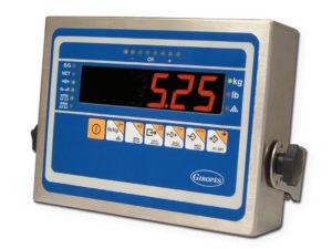 Visor Industrial Baxtran BV510