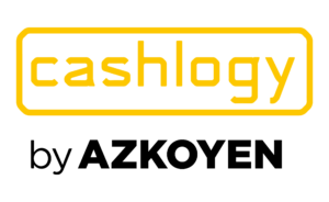 Cashlogy by Azkoyen logo